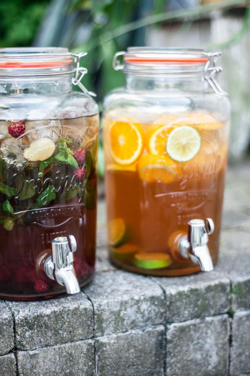 Dreamy Herbal Iced Tea