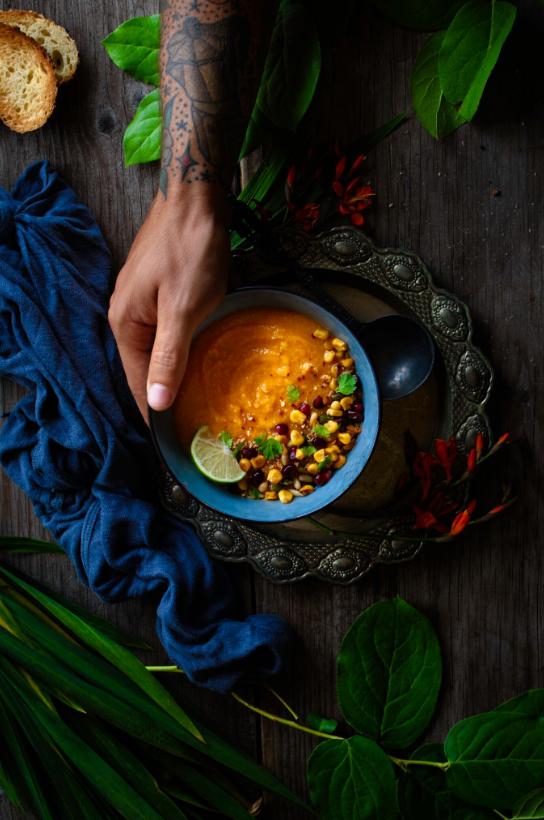 vegan ideas, veganism, miso soup