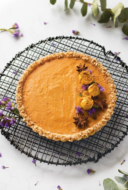 Gluten-Free Pumpkin Tart