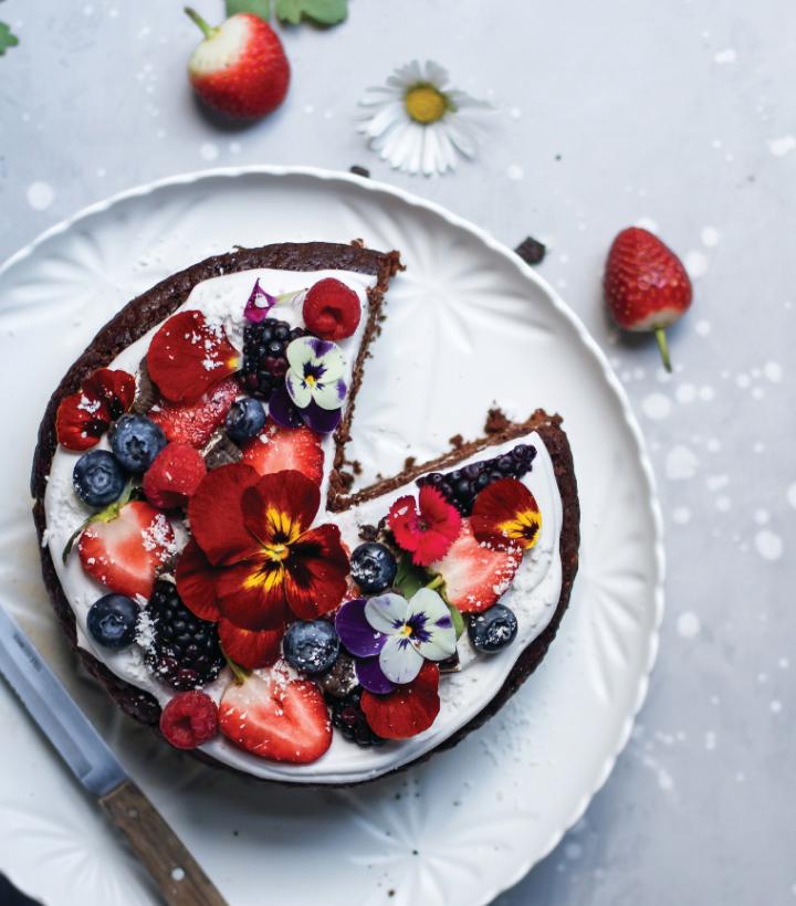 vegan dessert, vegan recipe, dessert