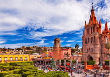 From Mexico, With Love: A Few Ideal Spots For Winter Travel