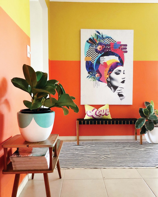 Rainbows in Your Blood: Eclectically Colorful, Unique, Stylish