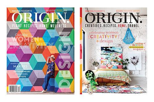 ORIGIN 38 - Digital Download