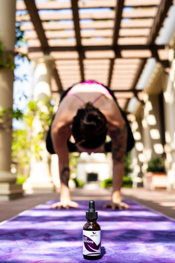 The Benefits of CBD in Your Yoga Practice