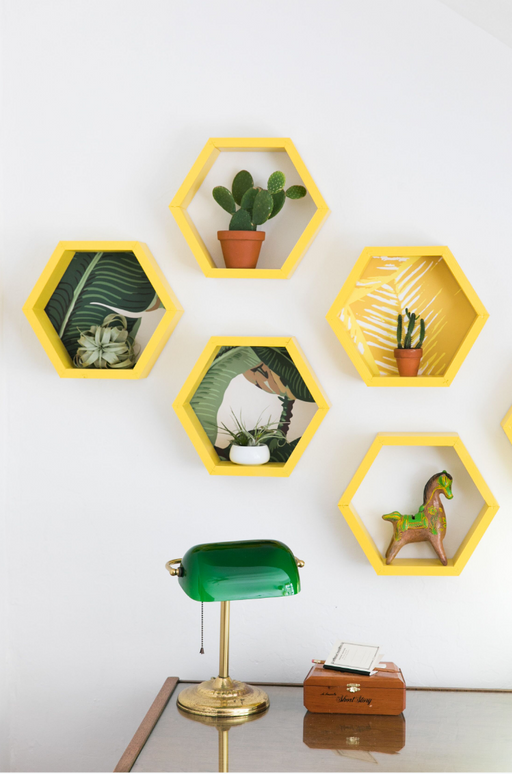 Glamazon: The Eclectic, Color-Filled Home