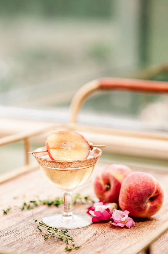sparkling wine cocktail recipe