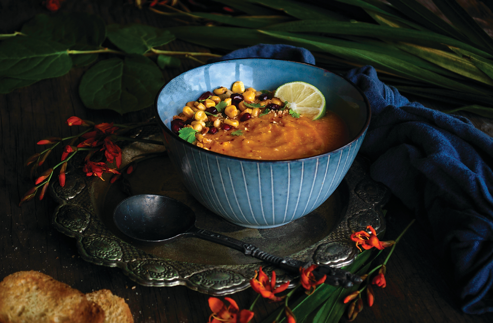 vegan recipes, miso soup, soup, winter meal