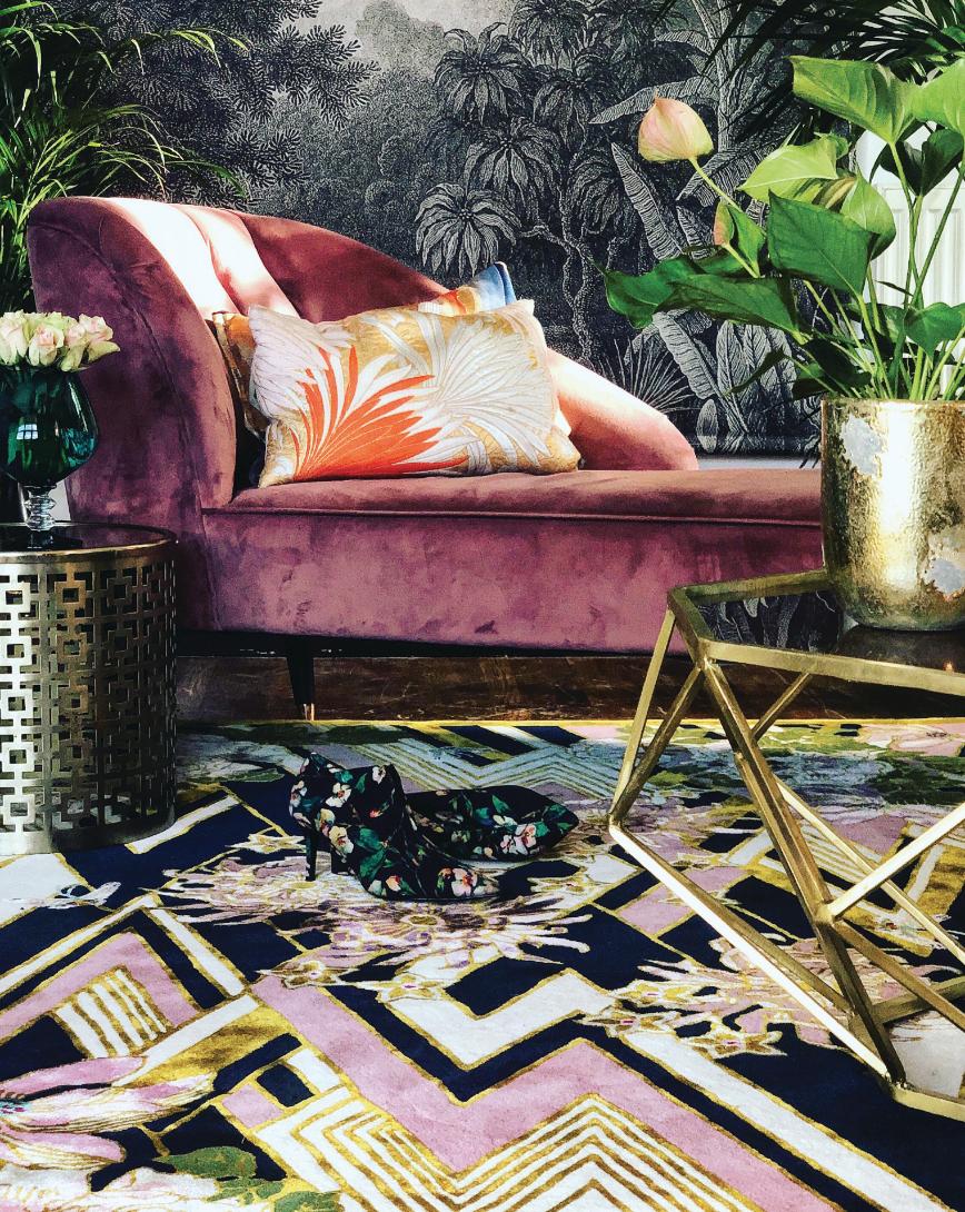 home design, home decor, colorful design, design magazine