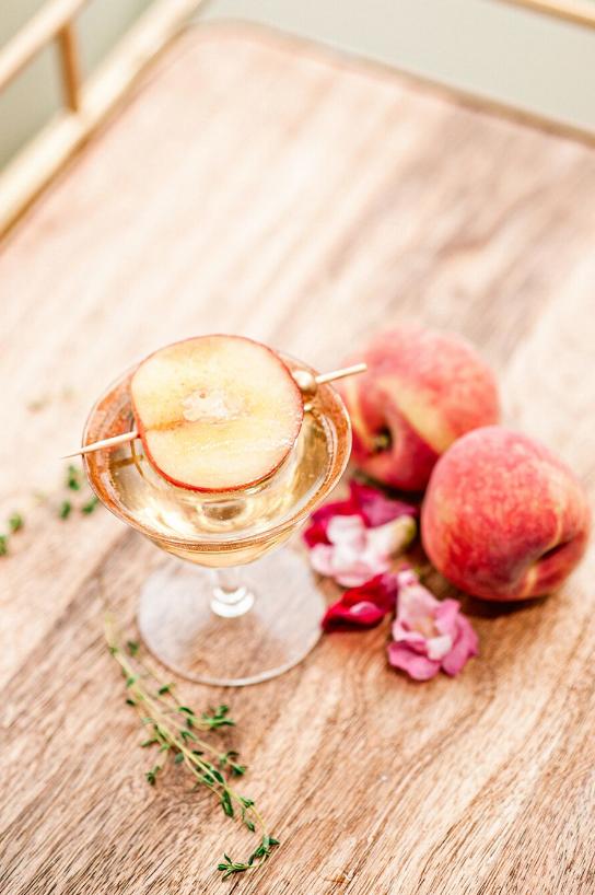 rum cocktail, fruit cocktail
