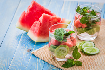 Infused Water Ideas for Spring
