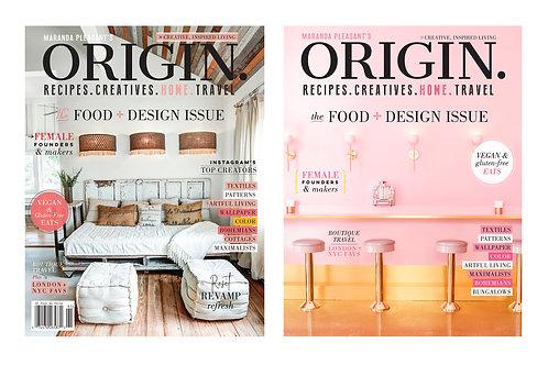 ORIGIN 36 - Digital Download