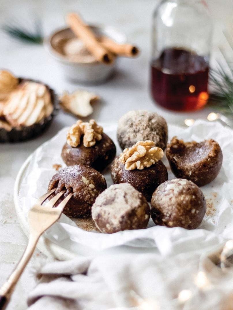 vegan snack, bliss balls