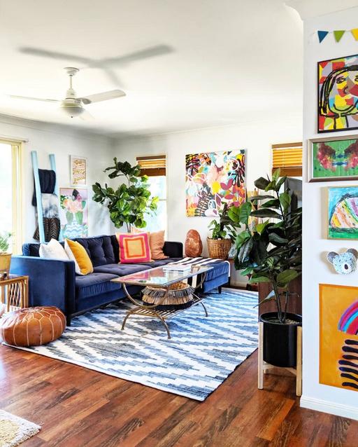 Boho Maximalist Talks Fun Design Hacks and Decorating Advice
