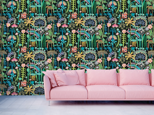 Eclectic Maximalist: Leading with Color, Pattern and Texture