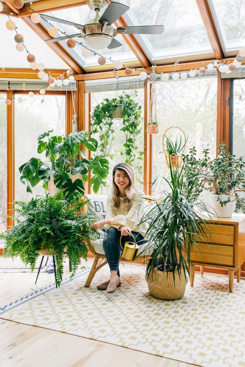 The Eclectic, Bohemian, Plant Lover: Choosing Items That Elevate Your Home, Not Clutter It