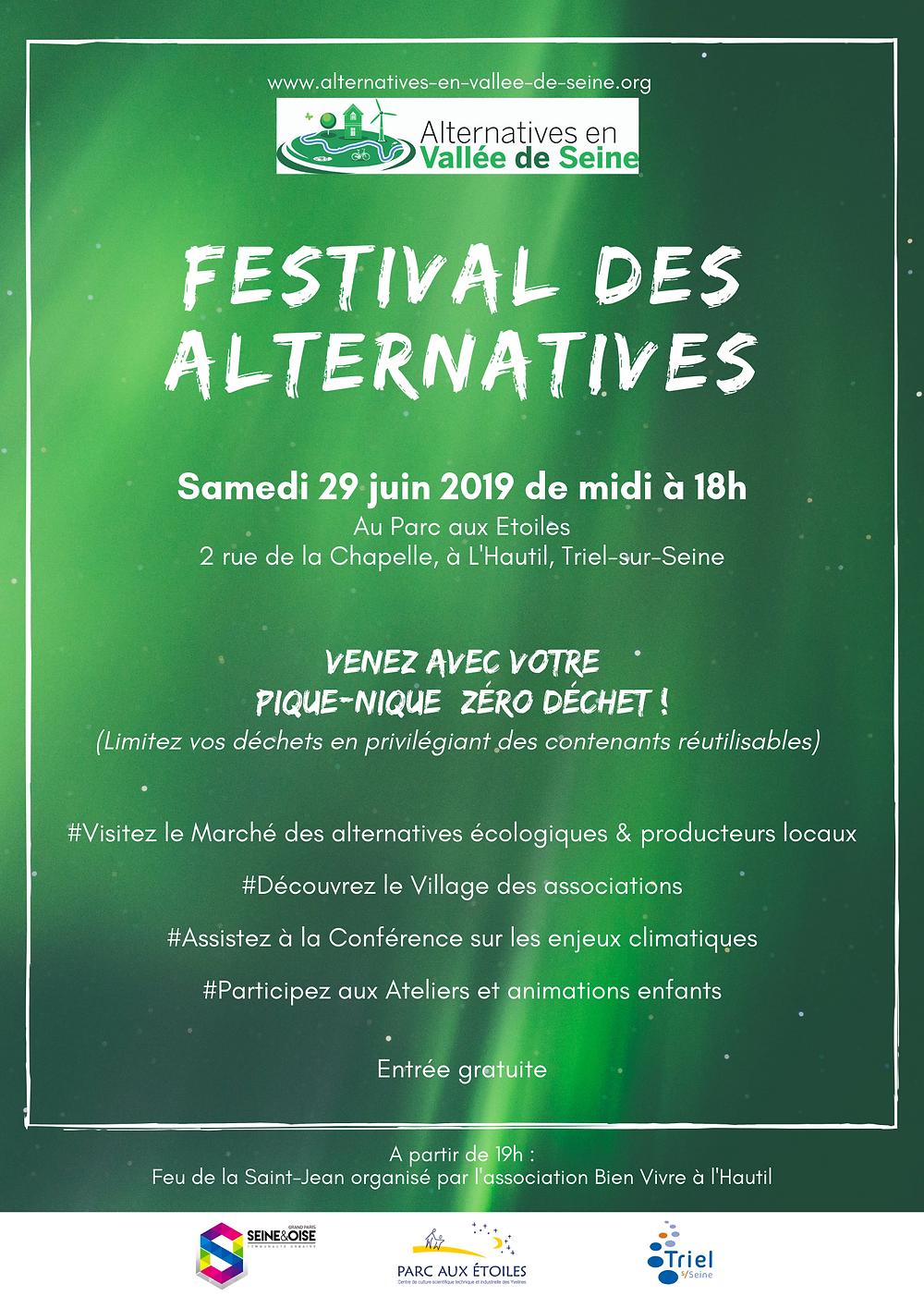 Festival des Alternatives à Triel-sur-Seine