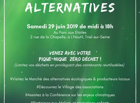 Un Festival des Alternatives à Triel !
