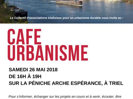 CONSTRUCTIONS A TRIEL : Rendez-vous au Café Urbanisme !
