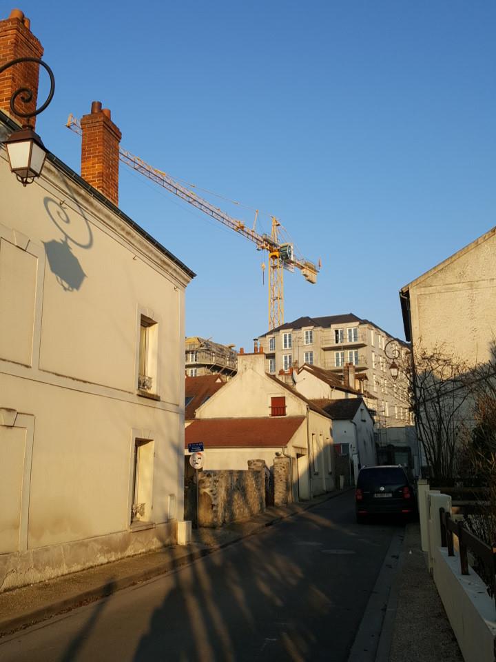Stop au bétonnage de Triel sur Seine