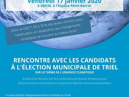 CLIMAT : TRIEL EN TRANSITION !