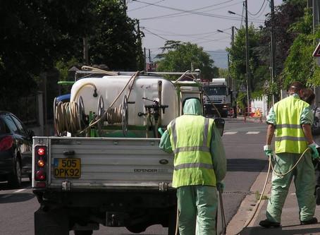 Notre pétition pour l'arrêt total de l'épandage de pesticides chimiques sur nos villes du GP