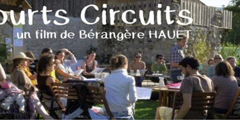 """Ciné-débat : projection du film documentaire """"Courts circuits"""" de Bérangère Hauet"""