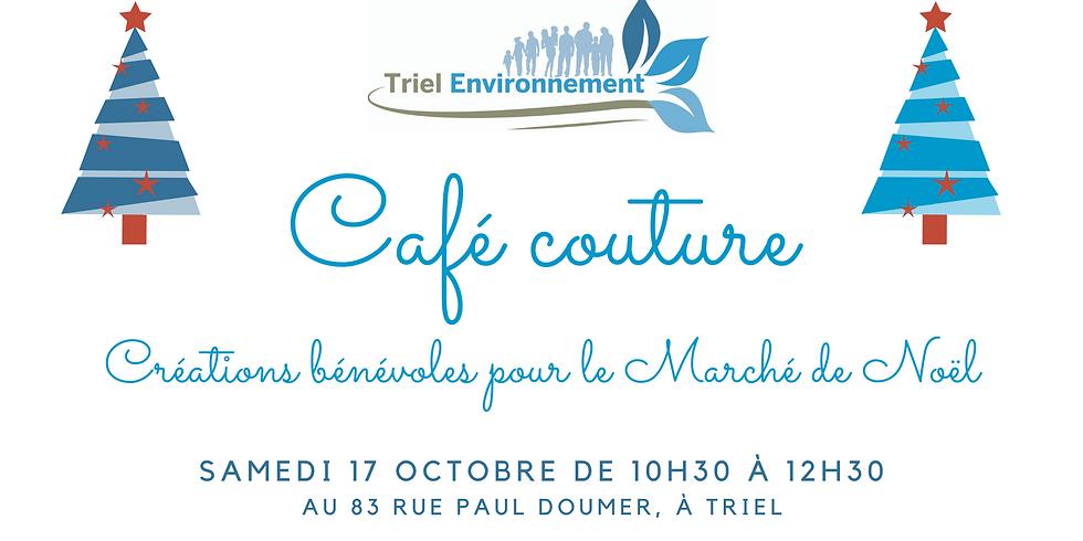 Café Couture : créations bénévoles pour le Marché de Noël