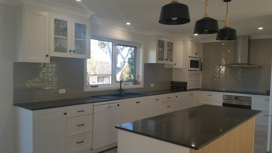 Beautiful contemporary country kitchen