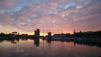 La Rochelle Sonnenuntergang oben.JPG
