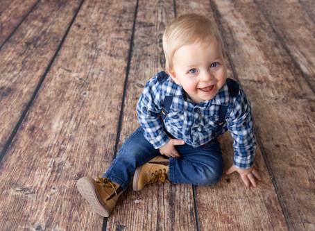 Mathis 6 -12 mois - Photographe Enfant/bébé en Isère