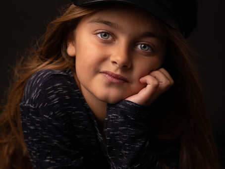 Les séances Portrait d'Enfant - Photographe Isere Voiron Grenoble Bourgoin