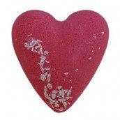 Sweetheart bath heart