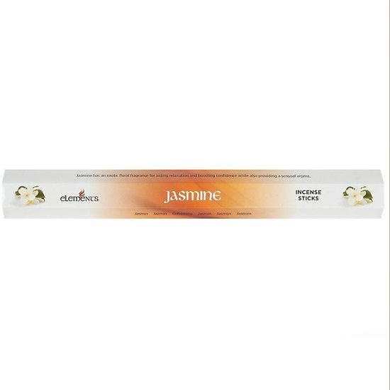 Jasmin fragranced incense sticks by Element
