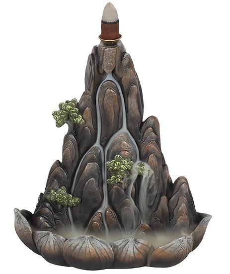 Bronze Mountain Backflow Burner