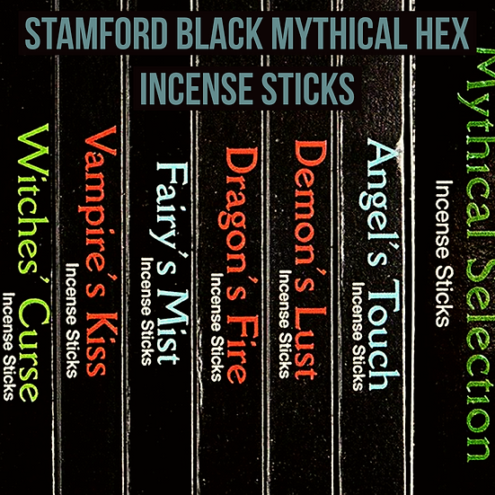 Stamford Black Range Incense Sticks