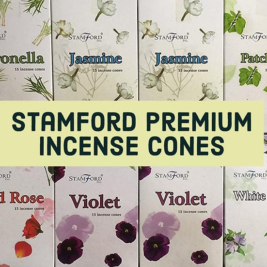 Stamford Premium Incense Cones