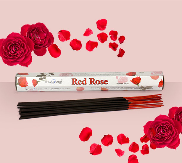 Red Rose Hex