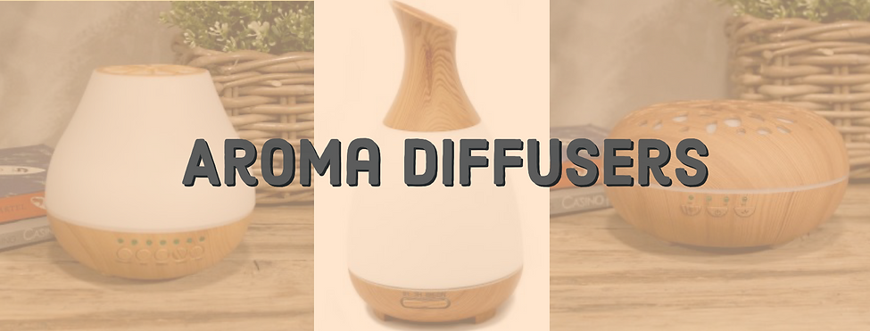 Aroma Diffusers header