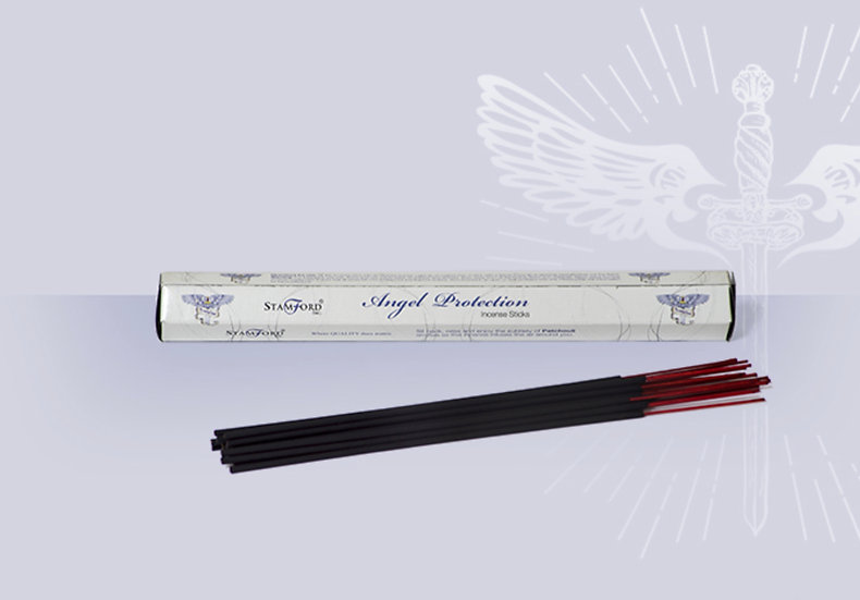 Angel Protection Hex Incense