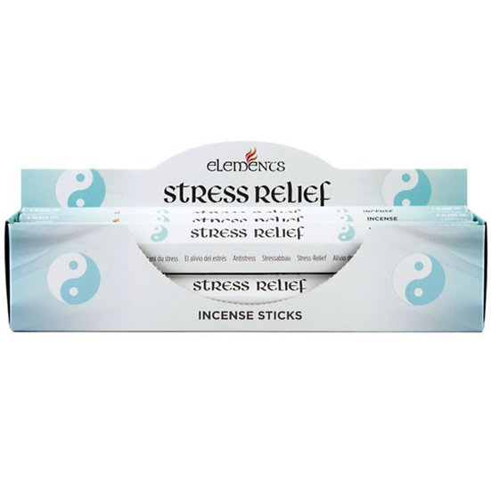 Stress Relief fragranced incense sticks by Element