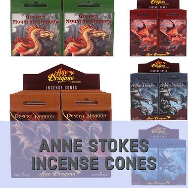 Anne stokes incense cones
