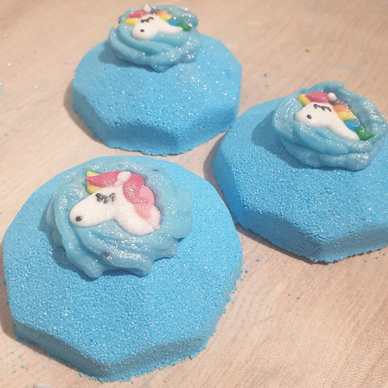 Unicorn Skies Bath Bomb