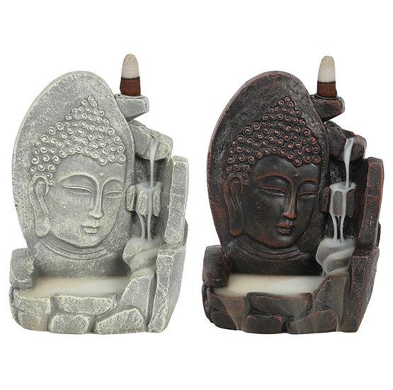 17cm Buddha face