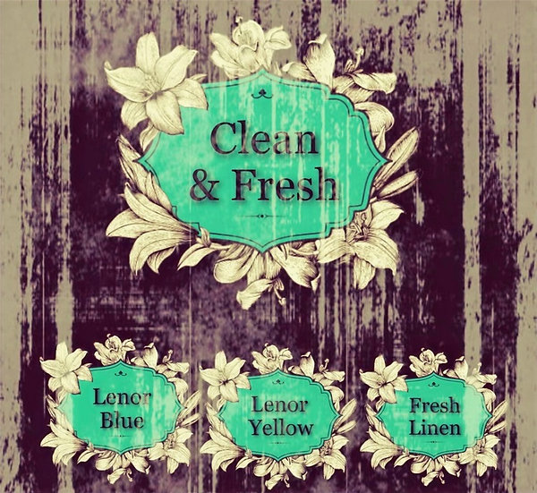 Clean and fresh Scented Wax Melts