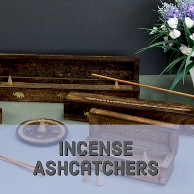 Incense ashcatchers