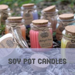 Soy Pot Candles Header