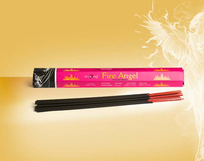 Fire Angel Hex Incense