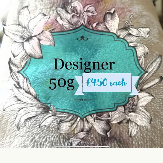 Designer Inspired by 50g snap bars