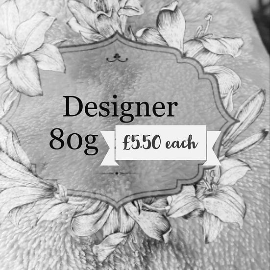Designer Inspired by 80g snap bars