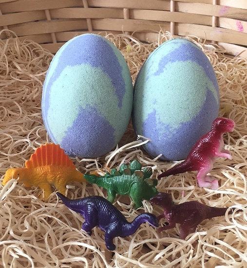 Dinosaur EggBath Bomb